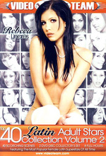 top 40 latin adult stars collection 2