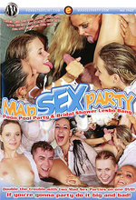 mad sex party bridal shower lesbo bang