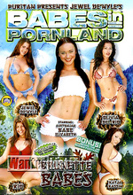 babes in pornland brunette babes